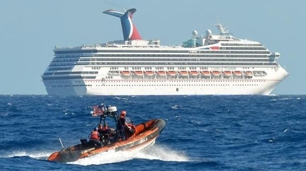 "The absurdly named Carnival ""Triumph"""