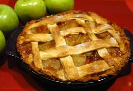 beard apple pie