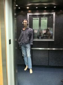 NPR Elevator